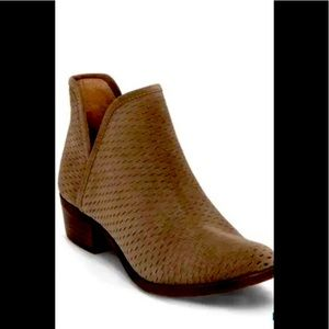 Lucky Brand Baley Booties size 6